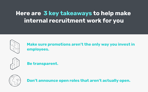 tips for successful internal recruitment strategies