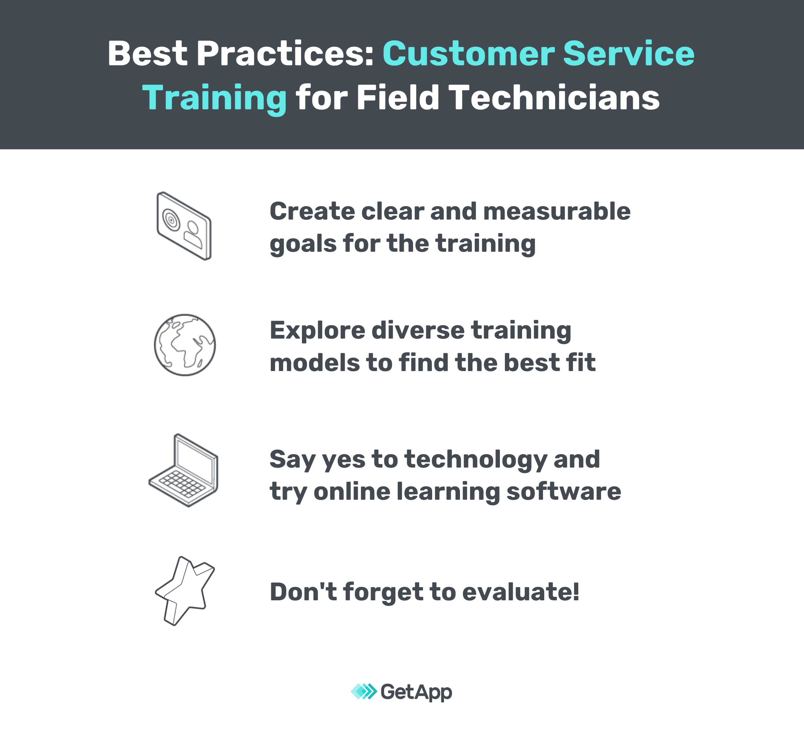 Best practices: customer service training for field technicians