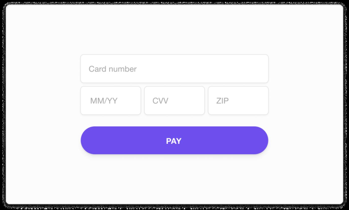 Walkthrough: Square Payment Form
