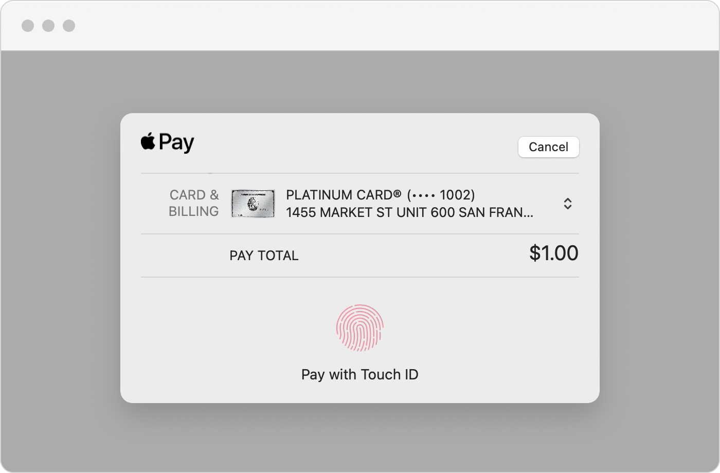 web-payments : apple pay : hero
