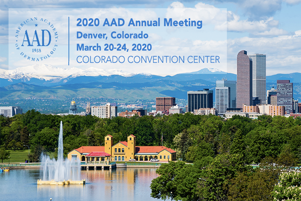 Denver March 2020 Events.2020 Annual Meeting