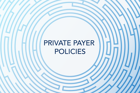 Illustration for private payer card