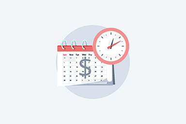 Medicare fee schedule icon