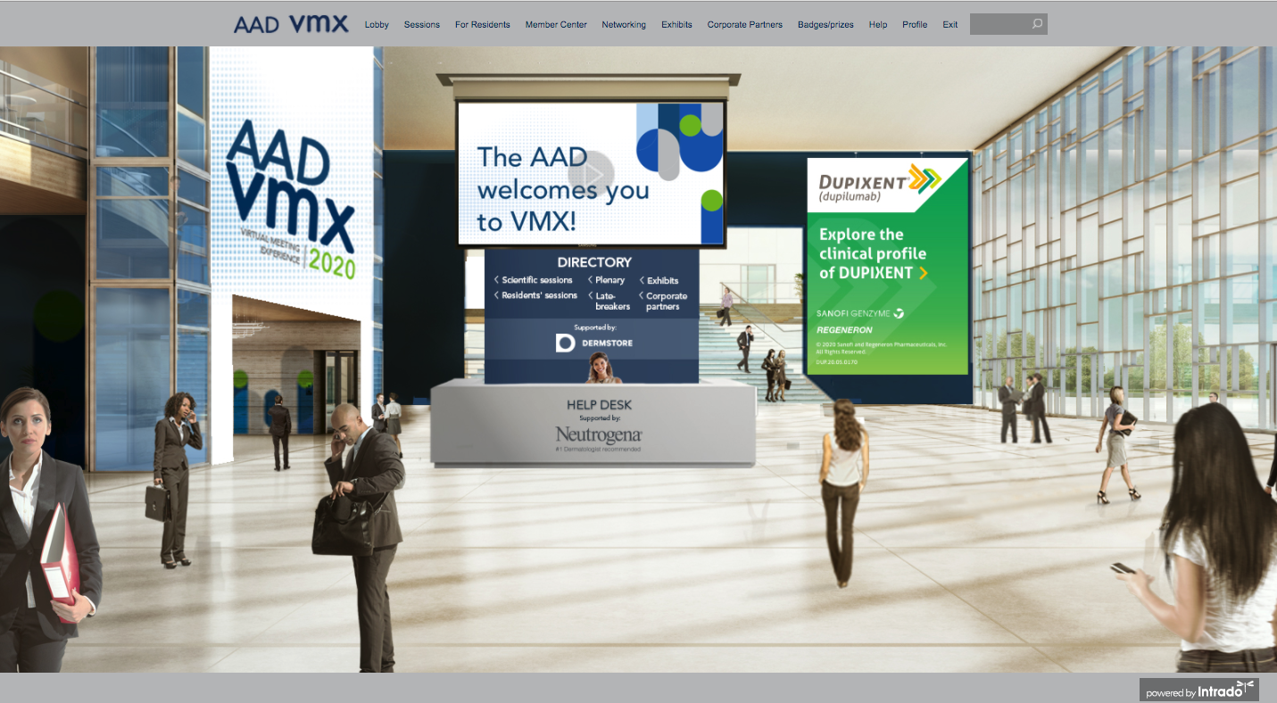 Screenshot for VMX story