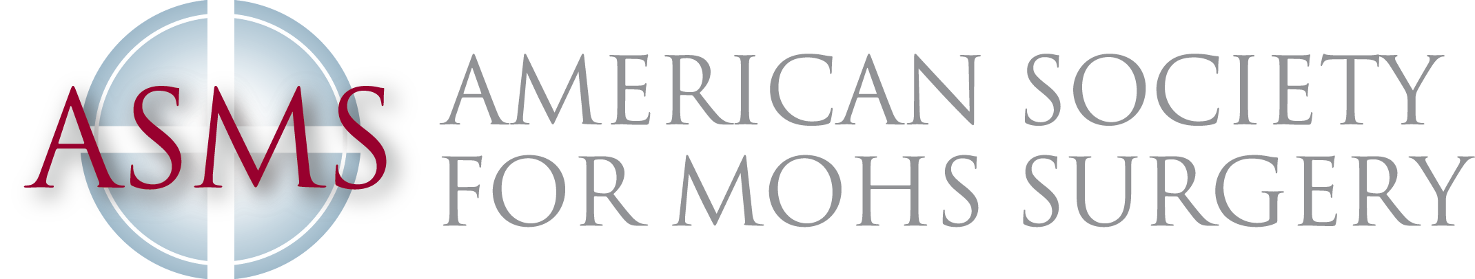 American Society for Mohs Surgery logo