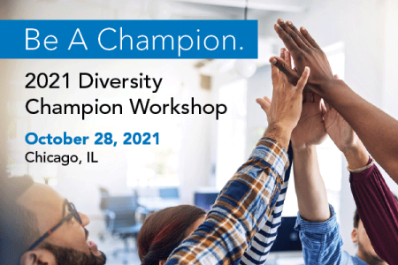 2021 image for Diversity Champions workshop