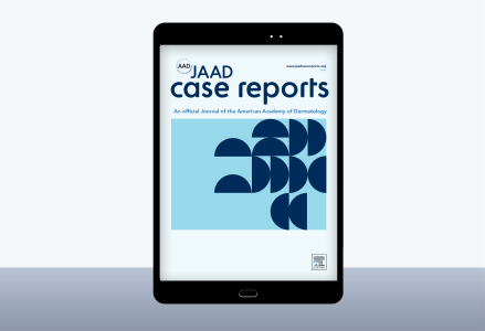 JAAD Case Reports cover