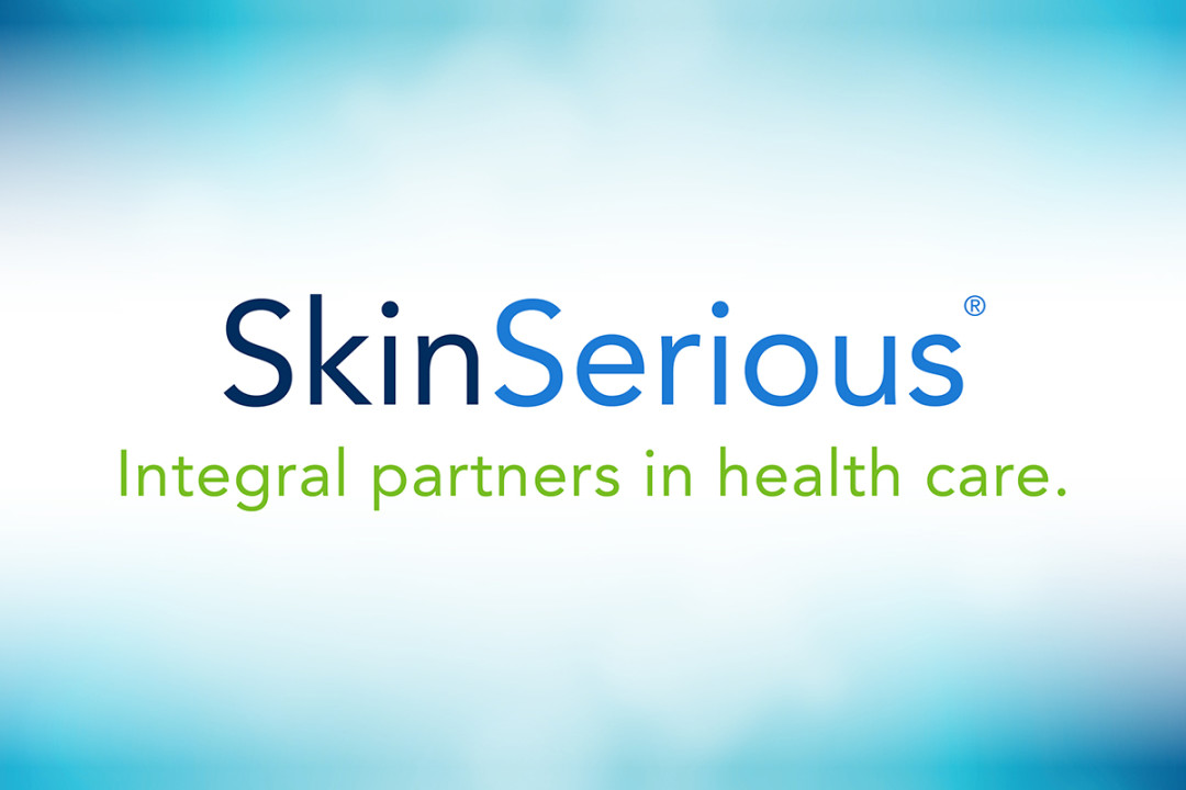 SkinsSerious logo image for a card