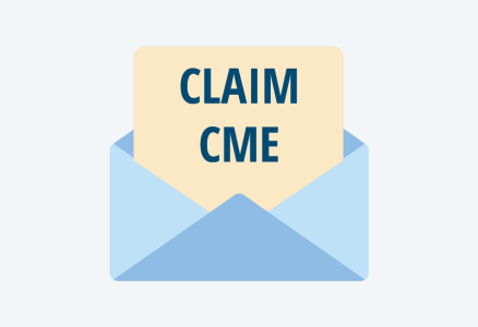 Claim CME icon