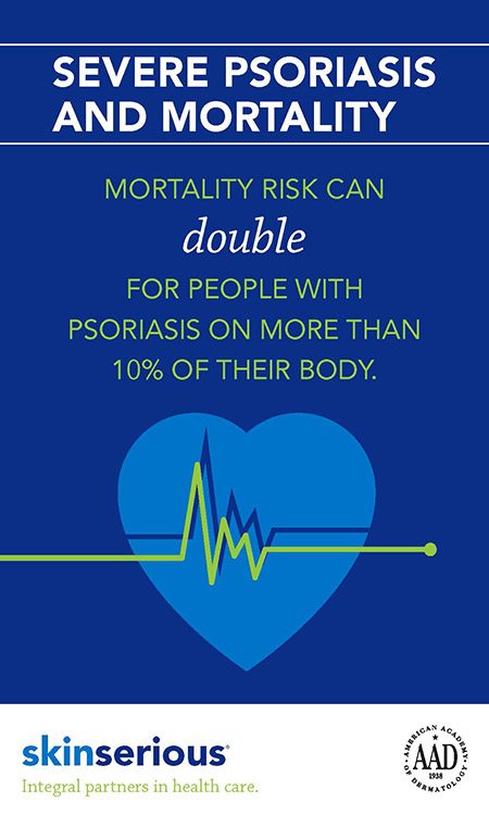 mortality infographic image