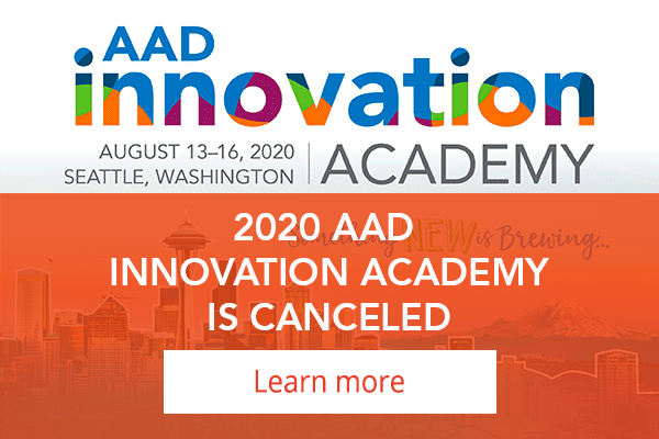 Innovative Academy 2020 cancelled