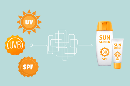 sunscreen illustration
