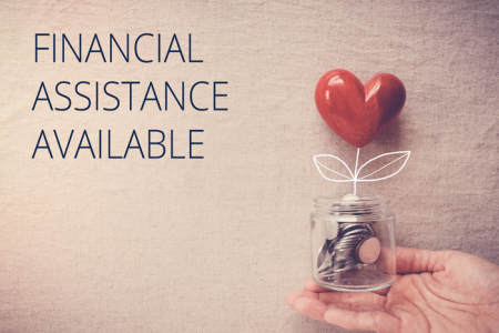 image for financial assistance