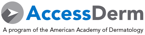 Logo for Access Derm