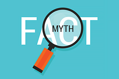 Fact or myth illustration
