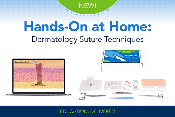Ad illustration for HOH-Suture