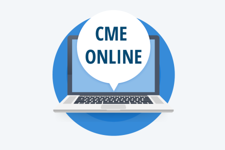 Image for CME online activities