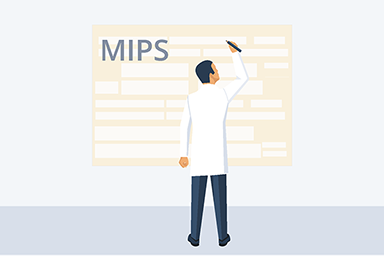 MIPS illustration for member home page
