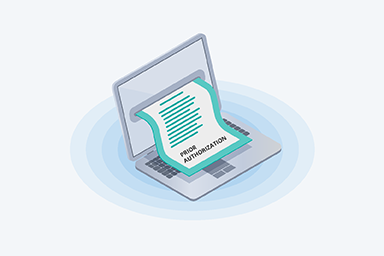 prior authorization letter generator icon