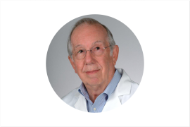 John C. Maize, Sr., MD, FAAD, image for AAD awards section