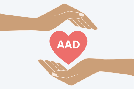 Support AAD image