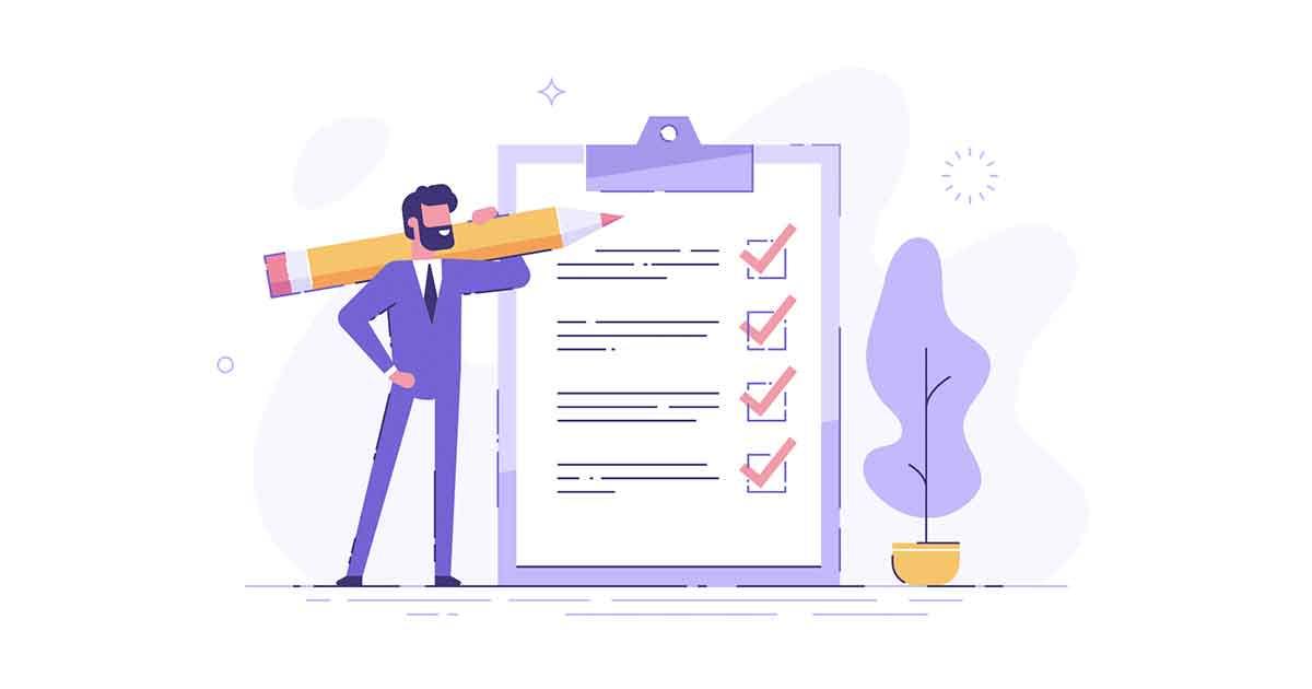 checklist-man