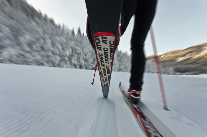 glidvalla nya skidor