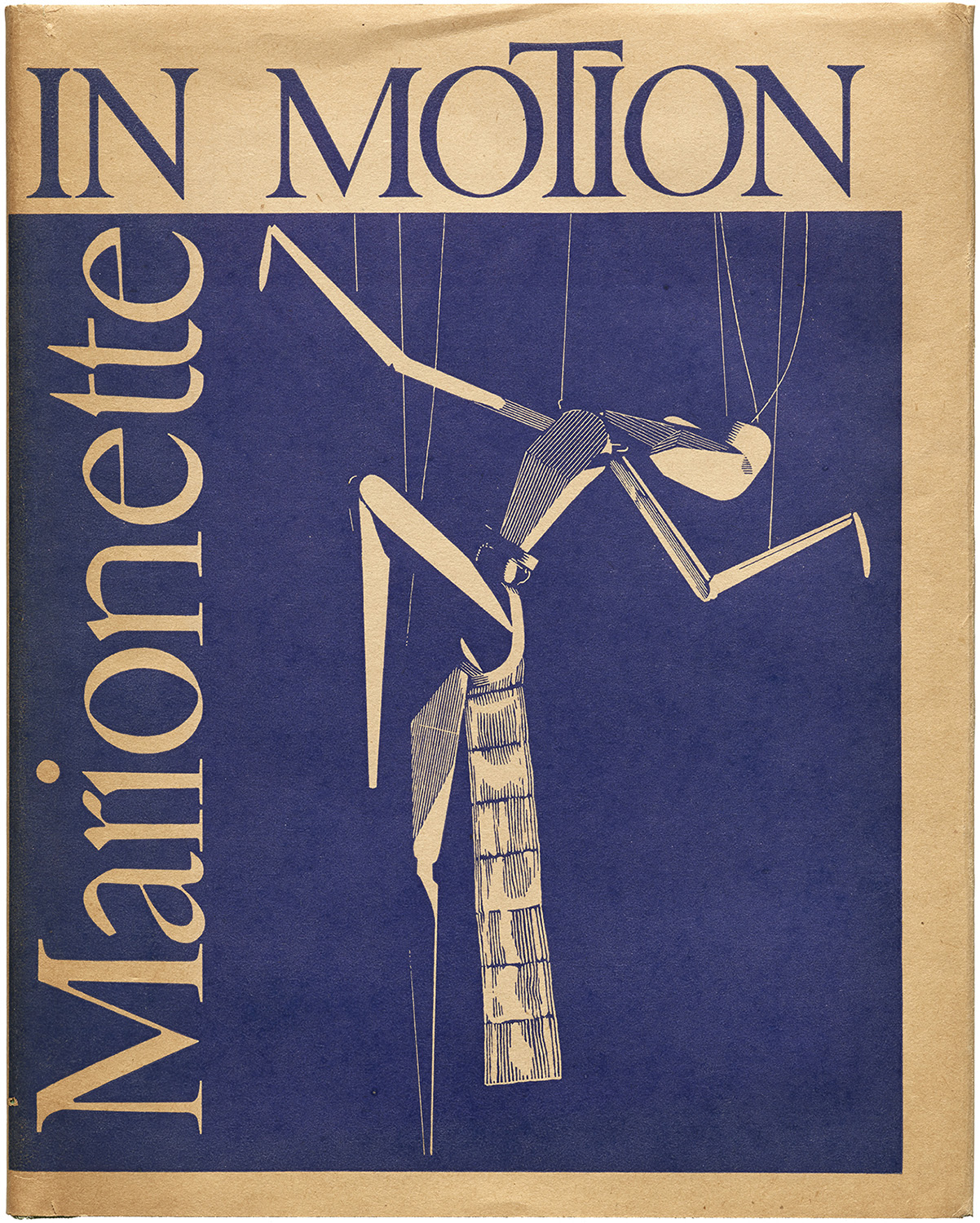 Marionette in Motion cover