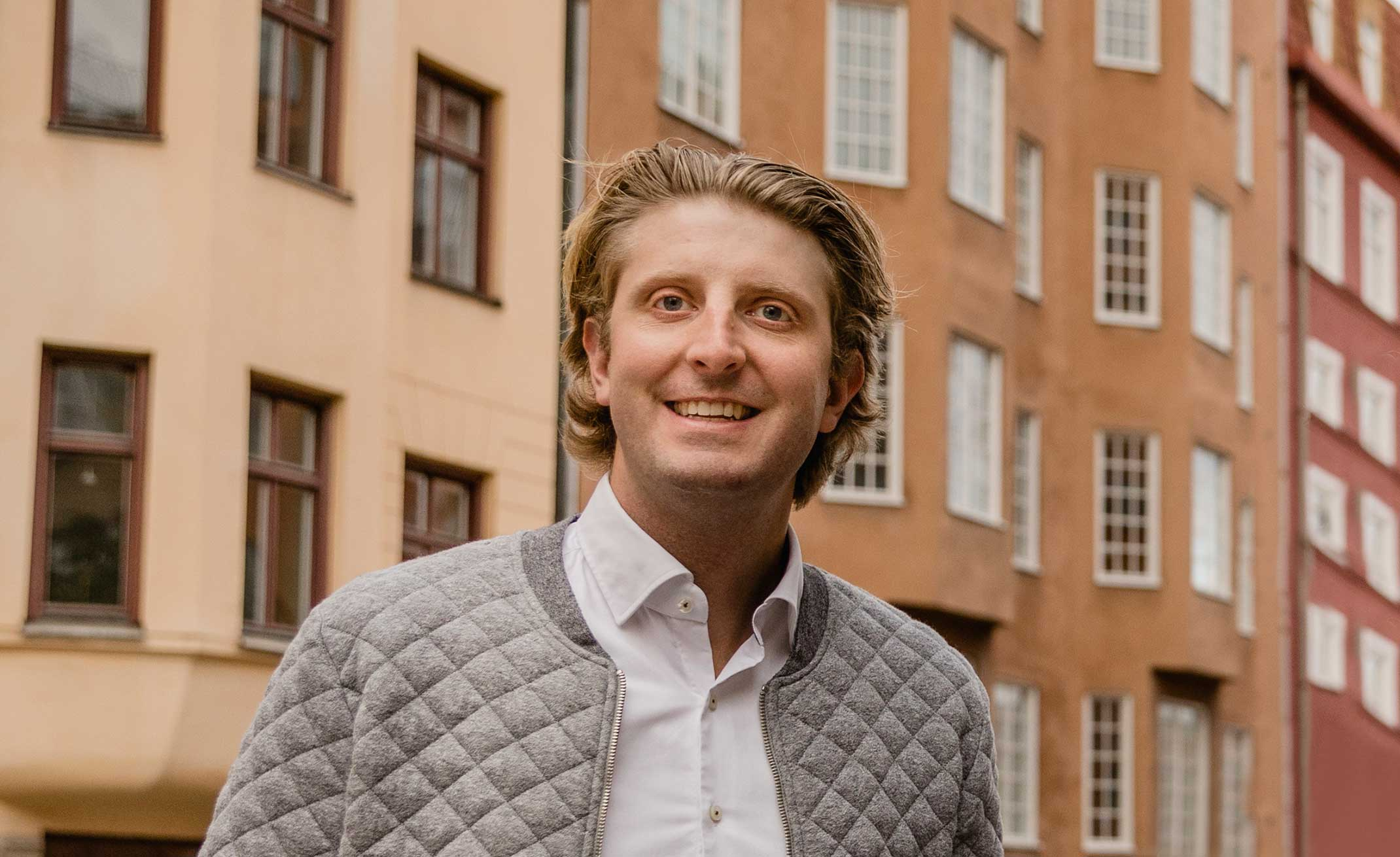 Interview with Blok's Ludvig Hjalmarsson