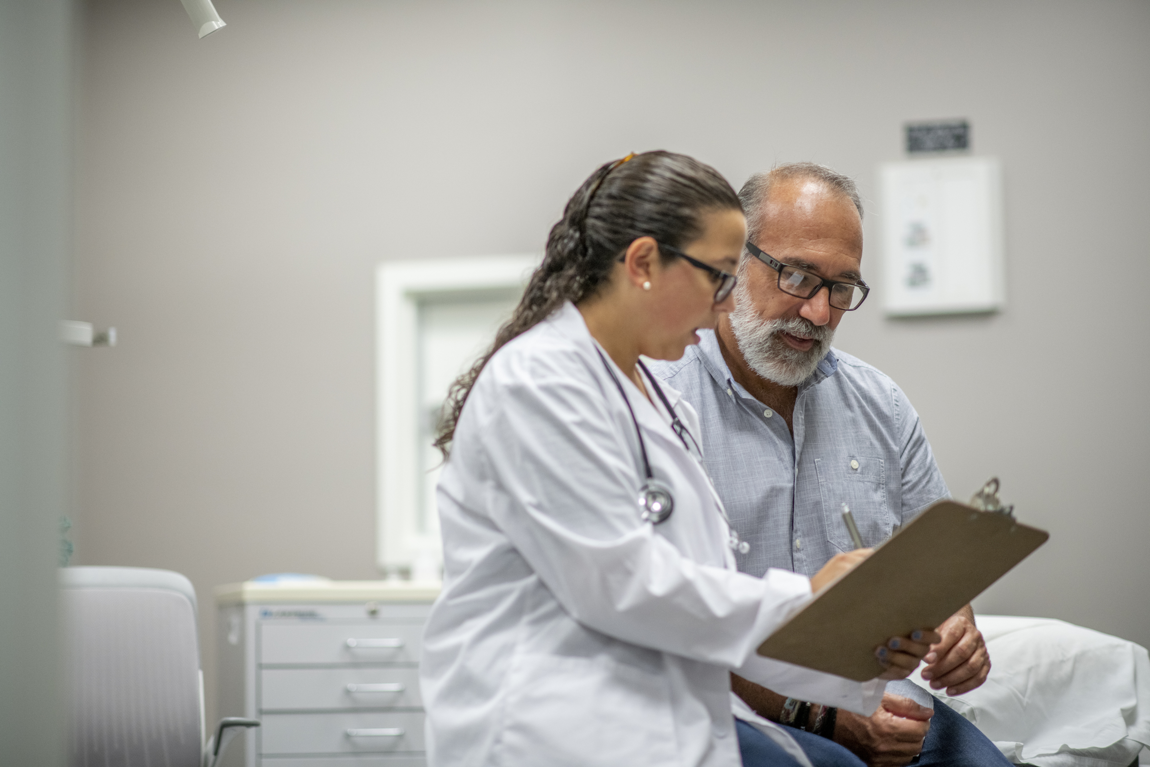 What is a clinical trial?
