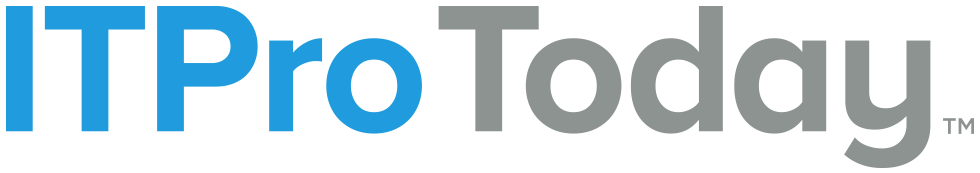 IT Pro Today logo