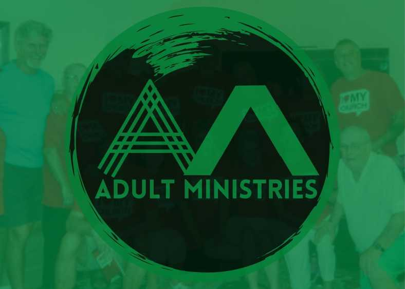 Cornerstone Christian Church's Adult ministry logo