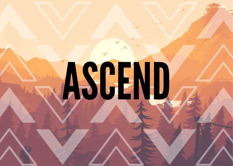 logo of ascend student ministry