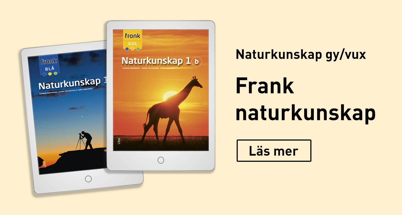 Frank Naturkunskap