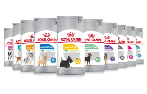 Royal Canin Care Nutrition Range