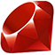 The Ruby logo is Copyright © 2006, Yukihiro Matsumoto, distributed under [CC BY-SA 2.5](https://creativecommons.org/licenses/by-sa/2.5).