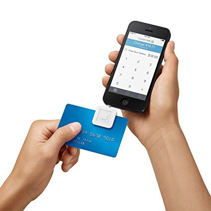 Square's credit card reader