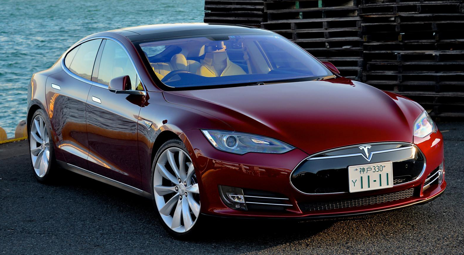 Electric cars Tesla S