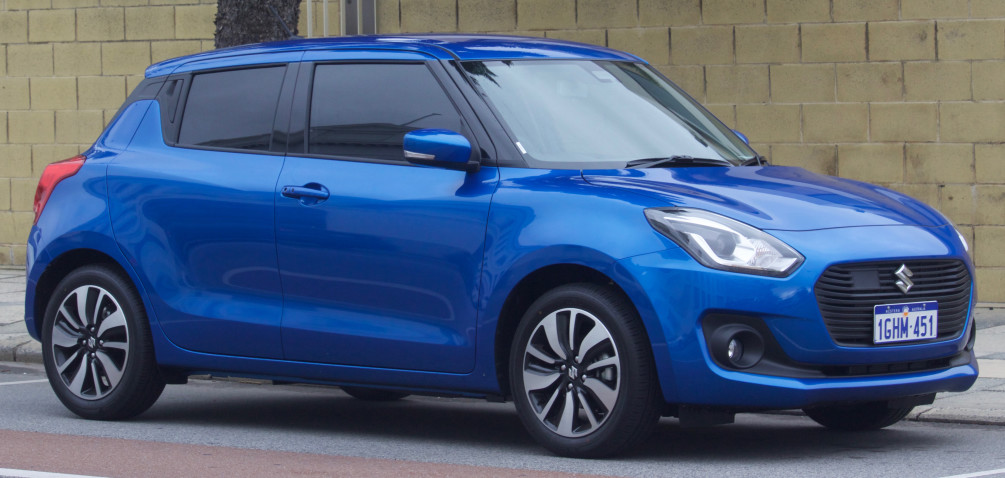 Suzuki Swift leasing