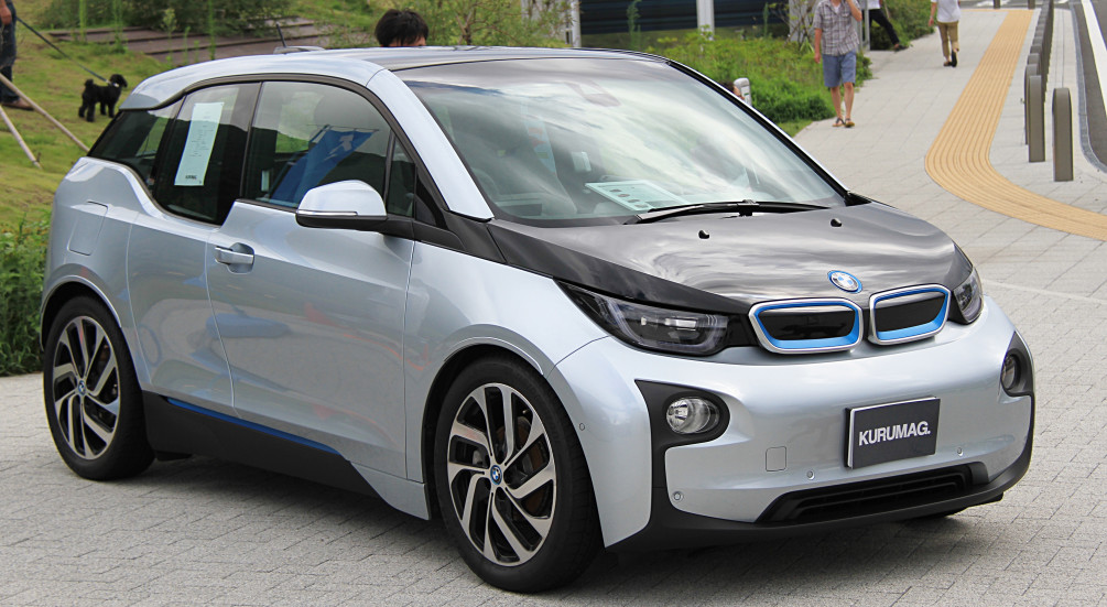 Electric Cars BMW i3