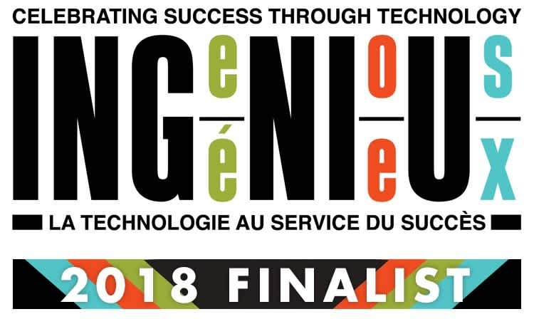 Testfire Labs Selected as Finalist for the 2018 ITAC Ingenious Awards