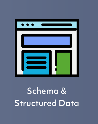 Das Logo von Schema and Structured Data