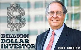 Legendary Investor Bill Miller's MVP 1 Investments, holds 30% of funds in Bitcoin