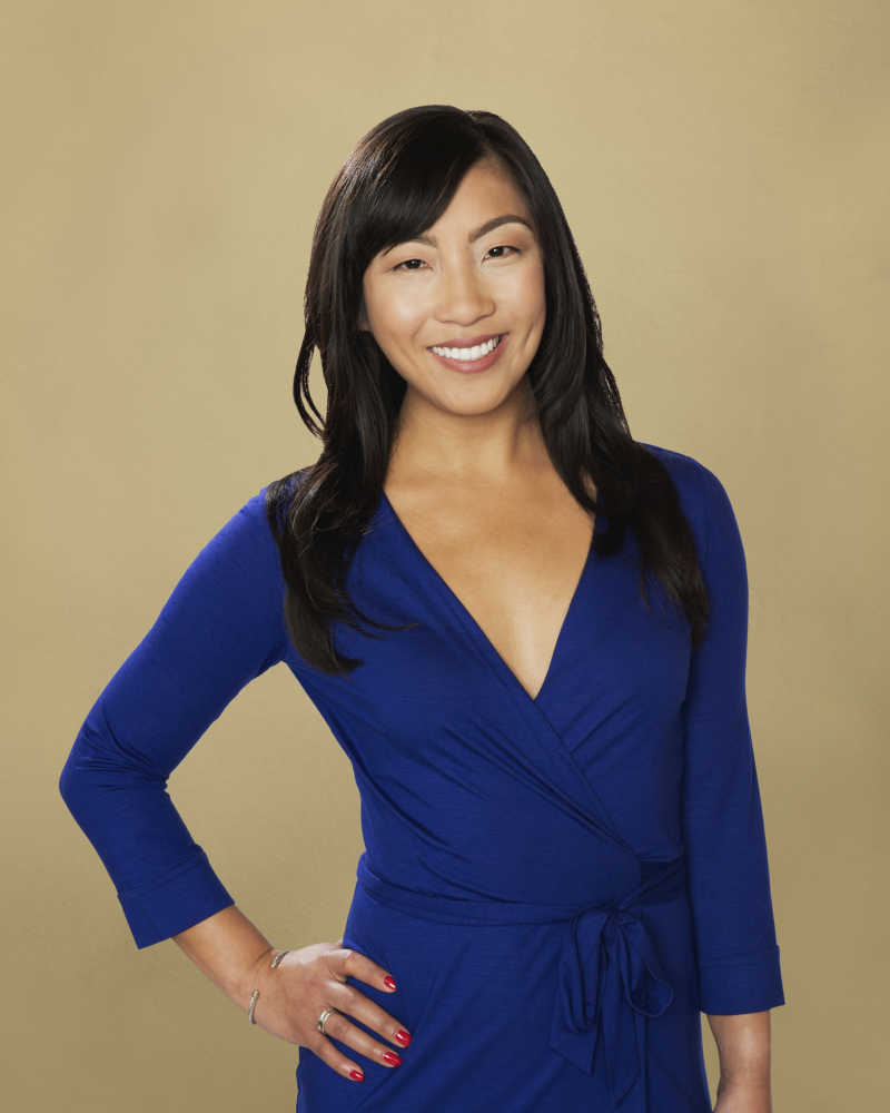 Portrait of Tammy Han