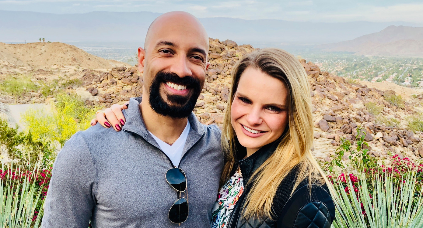 Michele Romanow and Andrew D'Souza, Founders of Clearbanc