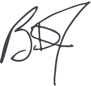 Signature of Brian Jacobs