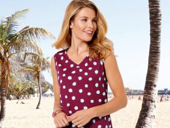 Plážová a koupací móda