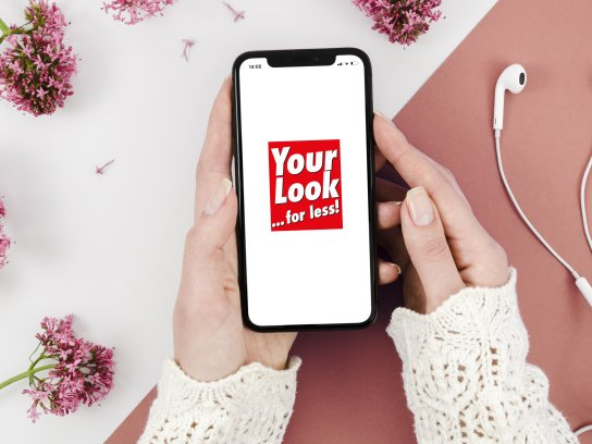 Your Look... for less! App