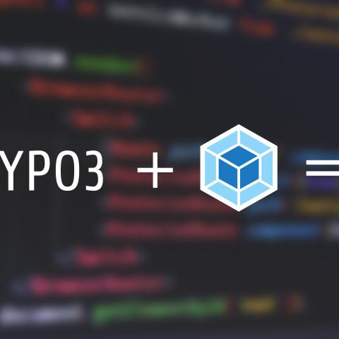 TYPO3 mit webpack und Code Splitting