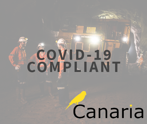 Canaria Technologies Pilots are now COVID-19 Compliant